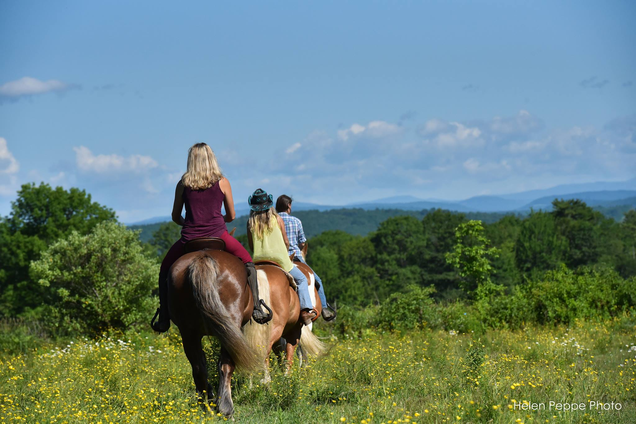 The Best Horseback Riding in Maine