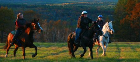 Quaker Ridge Ride