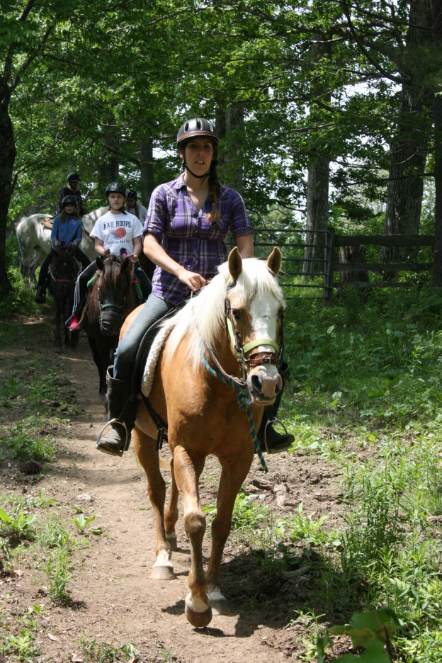 July FRP Horseback Ride