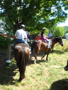 Pears Guided Trail Rides